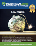 Cover of the Q2 2021 Edition of Insurance AUM Journal